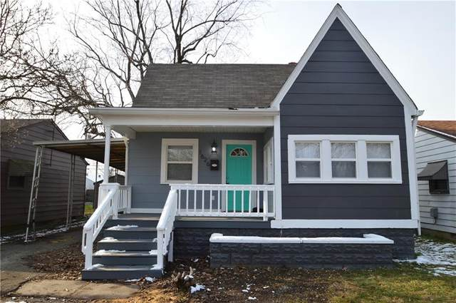 1626 N Euclid Avenue, Indianapolis, IN 46218 (MLS #21757884) :: The Evelo Team