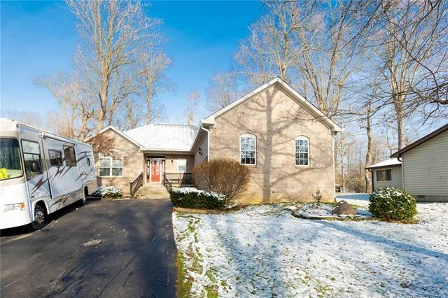 89 Jefferson Valley, Coatesville, IN 46121 (MLS #21757905) :: Realty ONE Group Dream