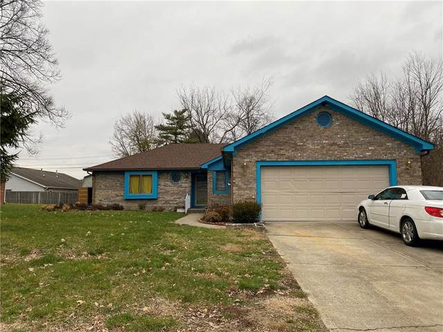 420 Tulip Drive, Indianapolis, IN 46227 (MLS #21757915) :: Mike Price Realty Team - RE/MAX Centerstone