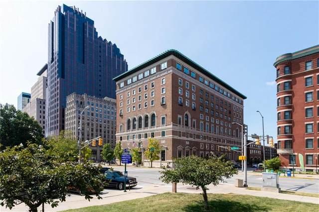 350 N Meridian Street #205, Indianapolis, IN 46204 (MLS #21757933) :: Corbett & Company