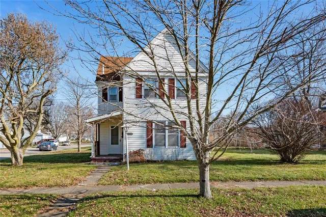 2244 Lafayette Street, Anderson, IN 46012 (MLS #21757947) :: Realty ONE Group Dream