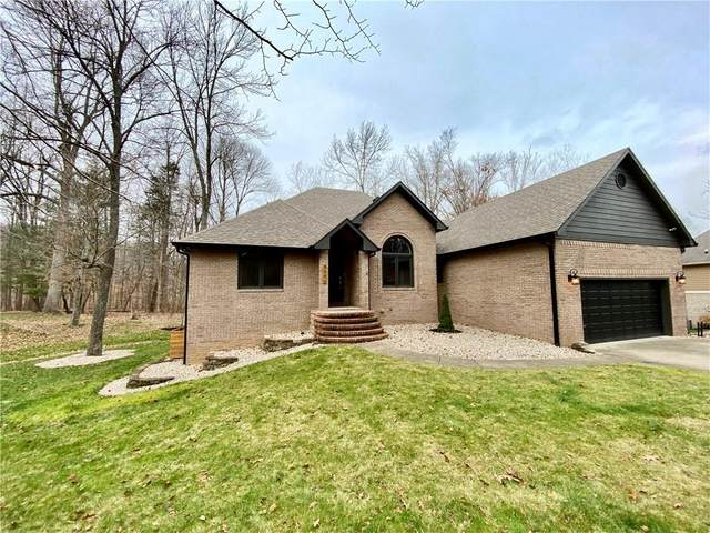 3000 Country Club Court, Martinsville, IN 46151 (MLS #21757962) :: The Evelo Team
