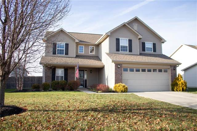 2810 Bluewood Way, Plainfield, IN 46168 (MLS #21757967) :: The Evelo Team