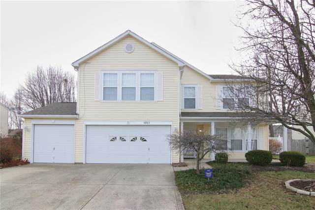 6863 Woodland Heights Drive, Avon, IN 46123 (MLS #21757972) :: Realty ONE Group Dream