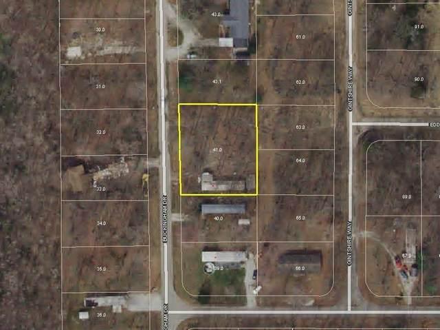 2327 Buckingham Drive, North Vernon, IN 47265 (MLS #21757980) :: Heard Real Estate Team | eXp Realty, LLC