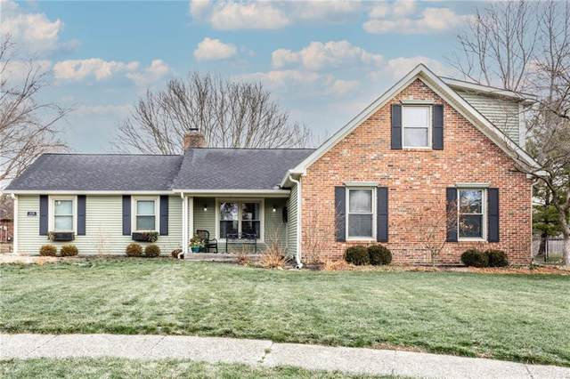 4438 Lockerbie Court, Carmel, IN 46033 (MLS #21757981) :: AR/haus Group Realty