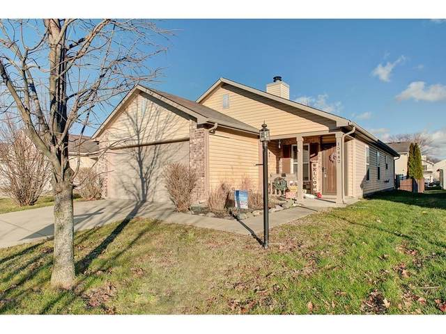 15442 Ten Point Drive, Noblesville, IN 46060 (MLS #21757992) :: The Evelo Team