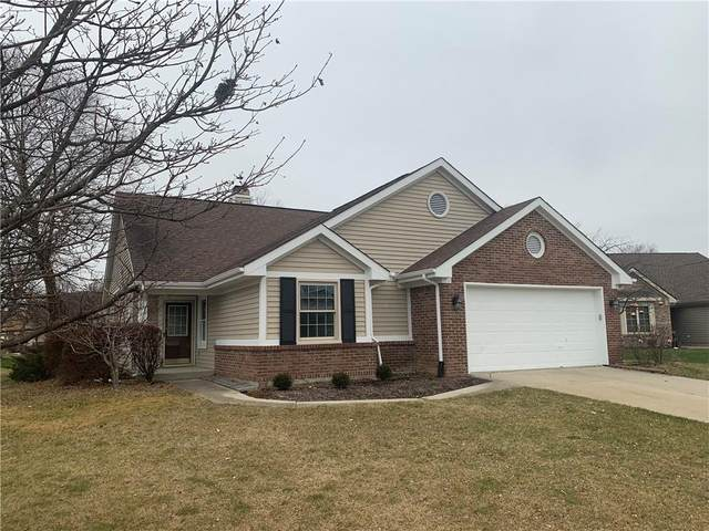 17898 Albany Court, Noblesville, IN 46062 (MLS #21758004) :: The Evelo Team