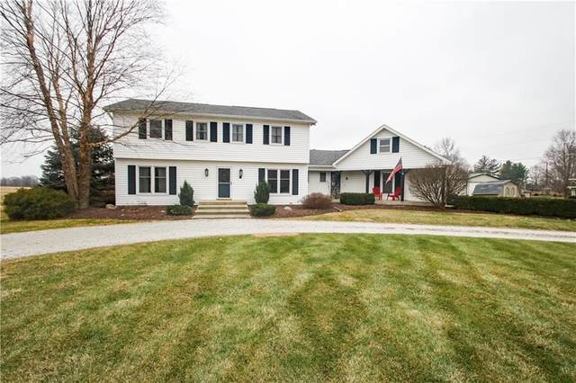 5565 E County Road 700 N, Brownsburg, IN 46112 (MLS #21758047) :: The Evelo Team