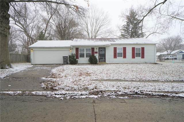 4902 W 36TH Street, Indianapolis, IN 46224 (MLS #21758053) :: Realty ONE Group Dream