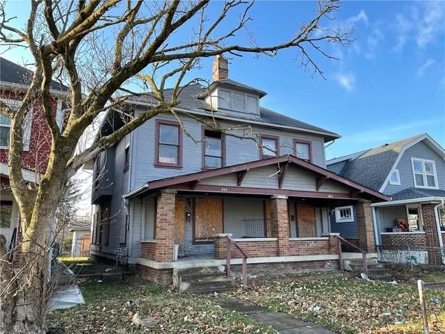 842 N Keystone Avenue, Indianapolis, IN 46201 (MLS #21758083) :: Realty ONE Group Dream