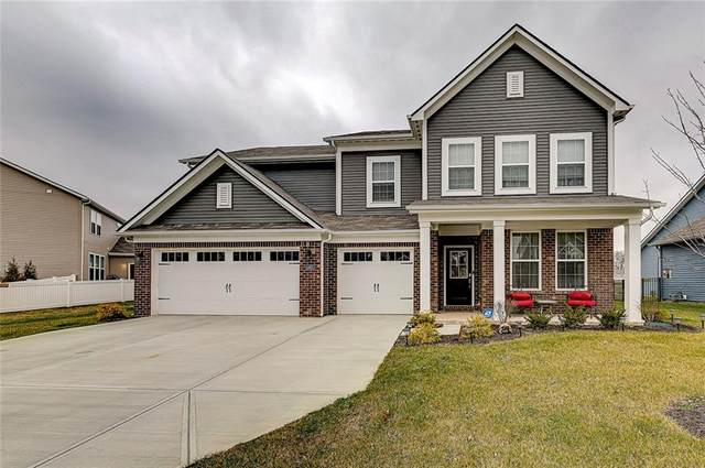 4652 Rocky Hollow Drive, Indianapolis, IN 46239 (MLS #21758099) :: Dean Wagner Realtors