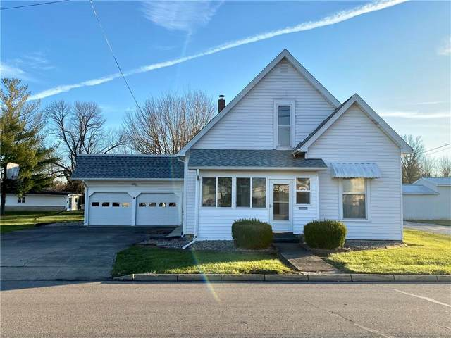 507 E 11th Street, Rushville, IN 46173 (MLS #21758111) :: Mike Price Realty Team - RE/MAX Centerstone