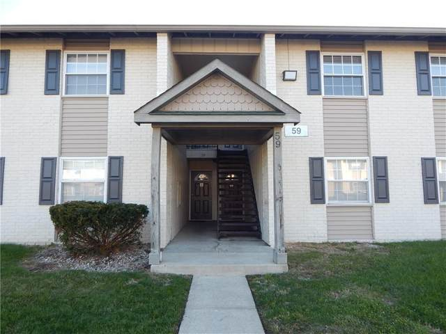 59 Port Sylvia Drive, Indianapolis, IN 46224 (MLS #21758123) :: The Evelo Team