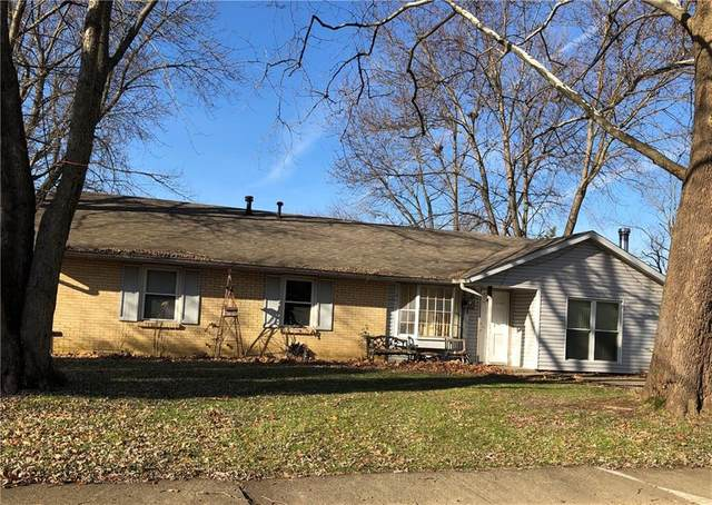 8244 Woodbine Drive, Indianapolis, IN 46217 (MLS #21758141) :: The Evelo Team