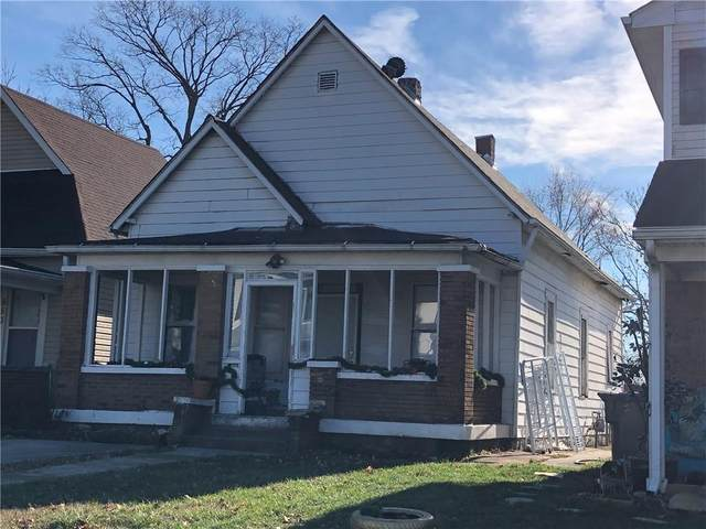 557 W 28th Street, Indianapolis, IN 46208 (MLS #21758148) :: Mike Price Realty Team - RE/MAX Centerstone