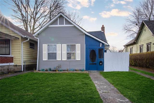 601 E Prospect Street, Indianapolis, IN 46203 (MLS #21758174) :: Realty ONE Group Dream
