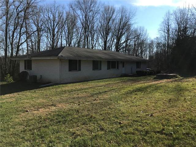6276 S County Road 100 W, Greensburg, IN 47240 (MLS #21758188) :: Mike Price Realty Team - RE/MAX Centerstone
