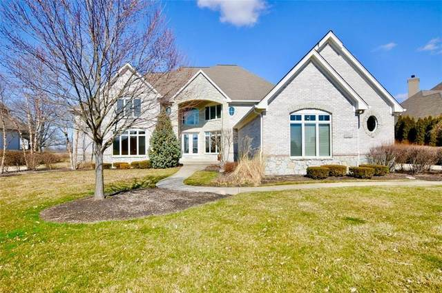 11382 Hanbury Manor Boulevard, Noblesville, IN 46060 (MLS #21758189) :: Mike Price Realty Team - RE/MAX Centerstone