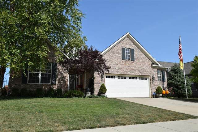 6844 W Winding, Mccordsville, IN 46055 (MLS #21758190) :: Mike Price Realty Team - RE/MAX Centerstone