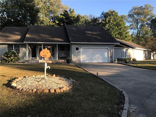 1101 Westwood Drive, Rockville, IN 47872 (MLS #21758198) :: AR/haus Group Realty