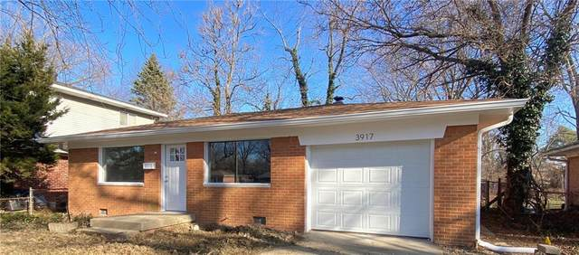 3917 N Hawthorne Lane, Indianapolis, IN 46226 (MLS #21758203) :: Mike Price Realty Team - RE/MAX Centerstone