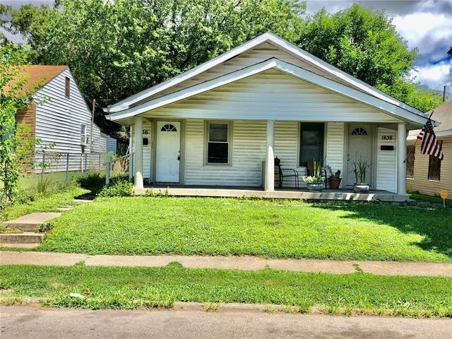 1836 E Minnesota Street, Indianapolis, IN 46203 (MLS #21758253) :: The Evelo Team