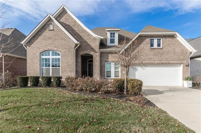 6566 Stonepointe Way, Indianapolis, IN 46237 (MLS #21758274) :: Richwine Elite Group