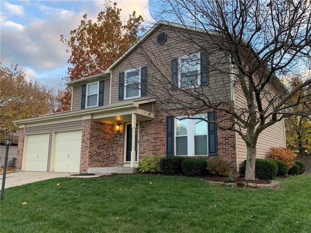 7687 Madden Lane, Fishers, IN 46038 (MLS #21758305) :: Realty ONE Group Dream