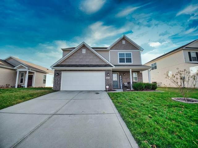 5773 Weeping Willow Place, Whitestown, IN 46075 (MLS #21758332) :: Realty ONE Group Dream