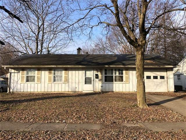 4102 Biscayne Road, Indianapolis, IN 46226 (MLS #21758341) :: Realty ONE Group Dream
