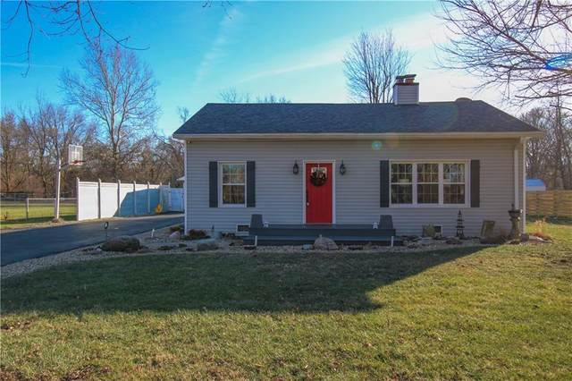 6343 Jackson Street, Indianapolis, IN 46241 (MLS #21758359) :: AR/haus Group Realty