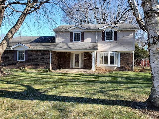 502 Woodmere Drive, Anderson, IN 46011 (MLS #21758379) :: Mike Price Realty Team - RE/MAX Centerstone