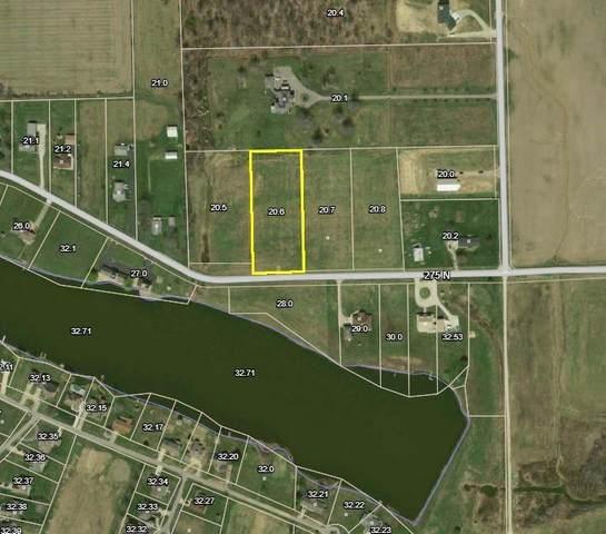 10000 Block E 275 Lot 4 Road N, Seymour, IN 47274 (MLS #21758385) :: Corbett & Company