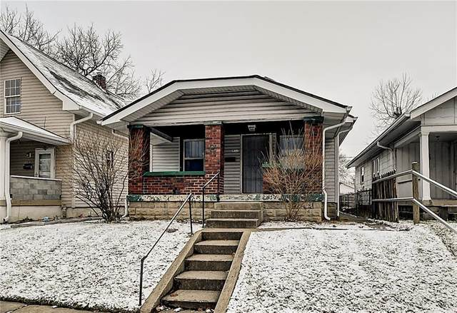 1637 S State Avenue, Indianapolis, IN 46203 (MLS #21758393) :: Realty ONE Group Dream