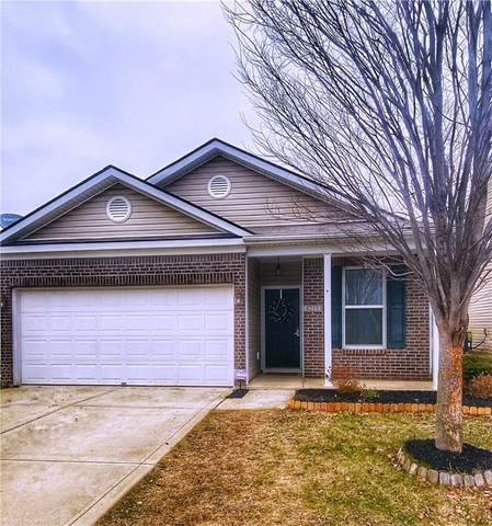 4219 Hovenweep Dr., Indianapolis, IN 46235 (MLS #21758405) :: Realty ONE Group Dream