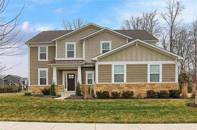 11450 Evergreen Way, Zionsville, IN 46077 (MLS #21758407) :: AR/haus Group Realty