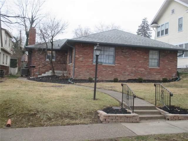 808 N Audubon Road, Indianapolis, IN 46219 (MLS #21758431) :: AR/haus Group Realty