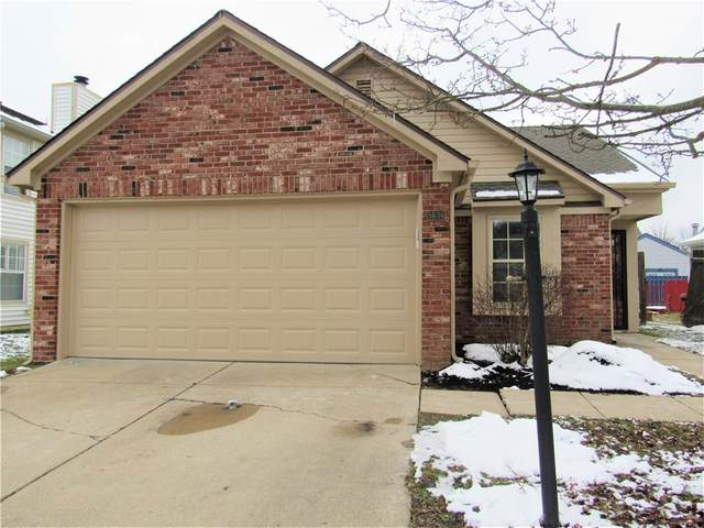 5636 Hyacinth Way, Indianapolis, IN 46254 (MLS #21758435) :: Mike Price Realty Team - RE/MAX Centerstone