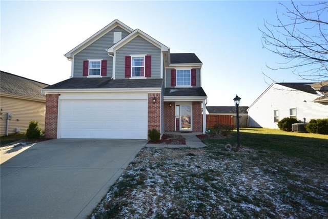 8119 Rambling Road, Indianapolis, IN 46239 (MLS #21758436) :: Realty ONE Group Dream