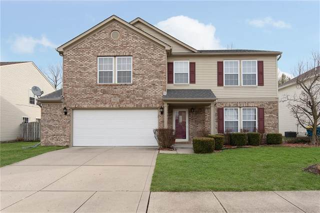 10221 Tournon Drive, Fishers, IN 46037 (MLS #21758448) :: Corbett & Company