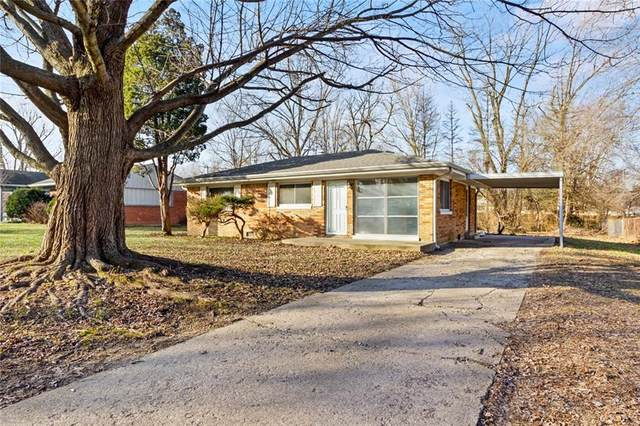 1260 Farley Drive, Indianapolis, IN 46214 (MLS #21758450) :: AR/haus Group Realty