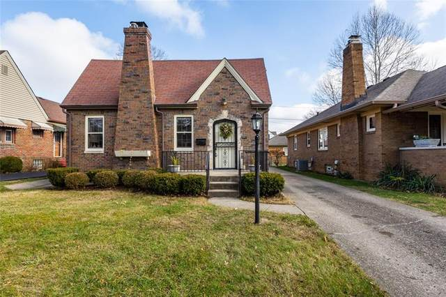 825 N Ritter Avenue, Indianapolis, IN 46219 (MLS #21758467) :: Corbett & Company
