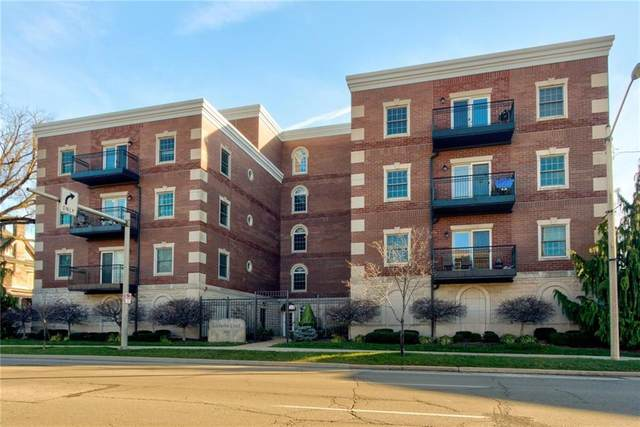 500 N Walnut Street #404, Bloomington, IN 47404 (MLS #21758469) :: David Brenton's Team