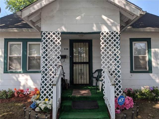 538 N Elder Avenue, Indianapolis, IN 46222 (MLS #21758489) :: Mike Price Realty Team - RE/MAX Centerstone