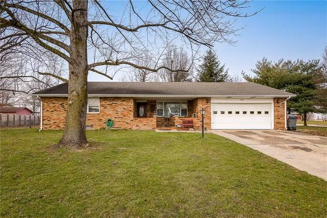 2286 Locust Drive, Seymour, IN 47274 (MLS #21758494) :: Anthony Robinson & AMR Real Estate Group LLC