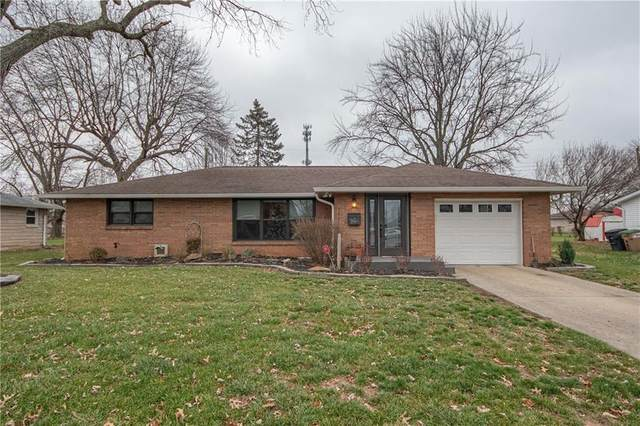 2663 Forest Drive, Columbus, IN 47201 (MLS #21758496) :: Richwine Elite Group