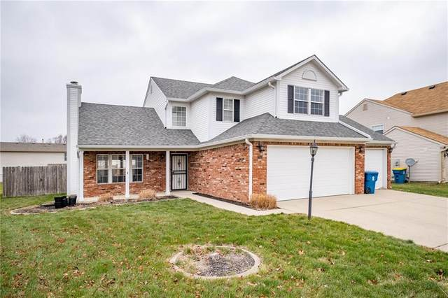 7948 Bent Willow Drive, Indianapolis, IN 46239 (MLS #21758498) :: The ORR Home Selling Team