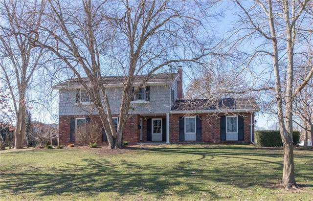 479 Manor Drive, Seymour, IN 47274 (MLS #21758508) :: Mike Price Realty Team - RE/MAX Centerstone