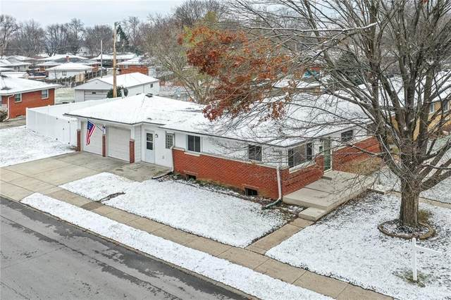 5104 Mccray Street, Speedway, IN 46224 (MLS #21758513) :: Realty ONE Group Dream